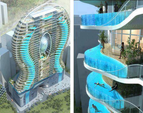 Chambres d\'hotel avec piscine privée | Divertissez-vous !